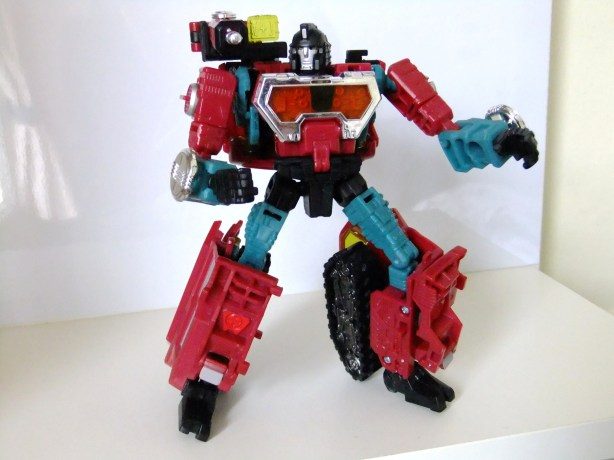 Transformers Perceptor Review
